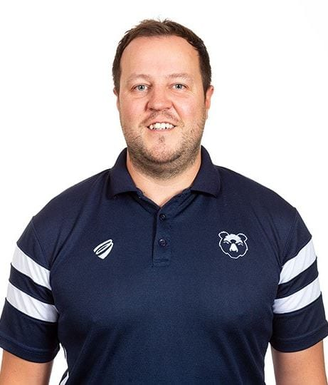 Craig Boustead, Bristol Bears, Physiotherapist